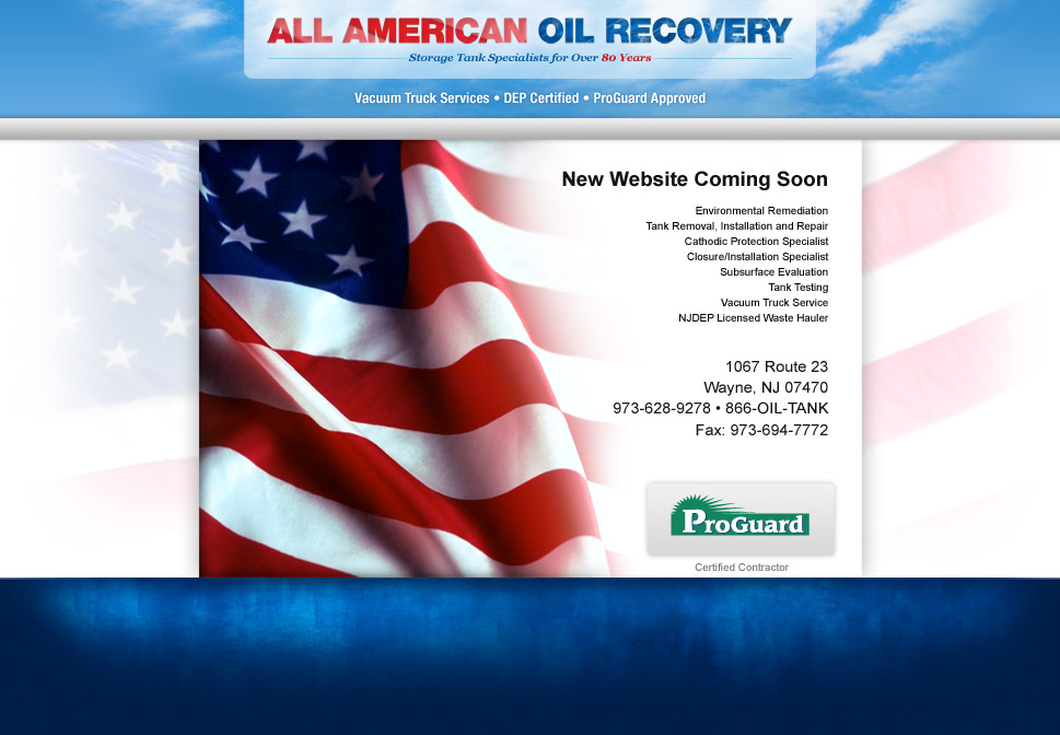 All American Oil Recovery